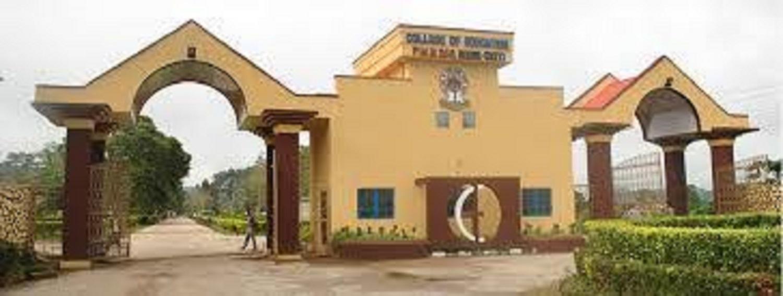 Provost laments infrastructural deficit, poor funding in Ekiti College