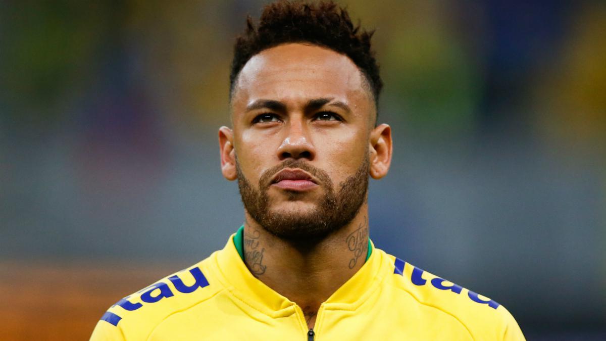 Neymar, Brazil, Olympics