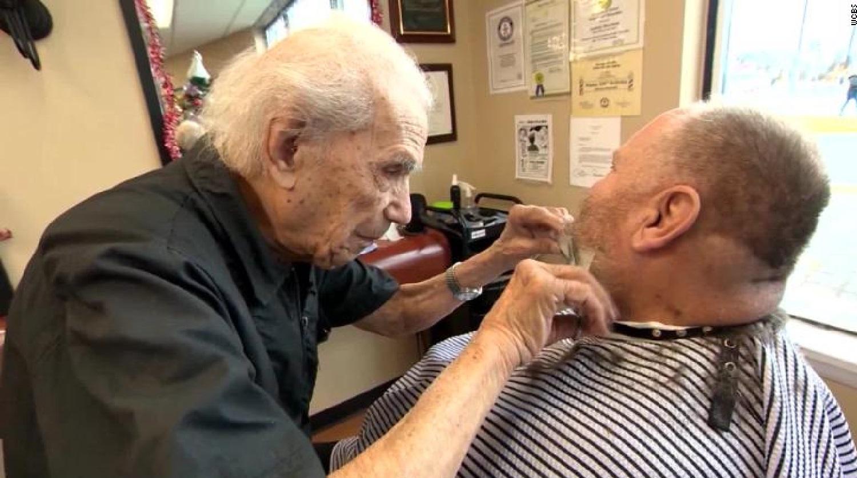 Barber, Mancinelli