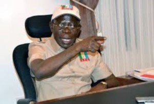 Nigerians reactions to suspension of APC National Chairman, Oshiomhole