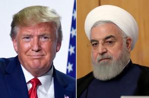 Trump warns Iran over rocket strike on embassy in Iraq