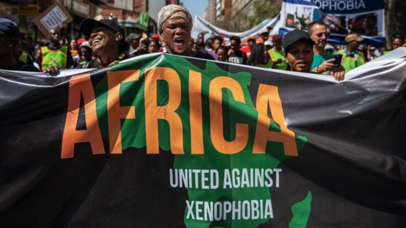 Foreigners 'live in constant fear' in South Africa ― HRW
