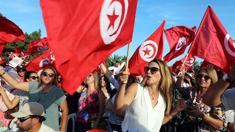 Tunisia, Protests