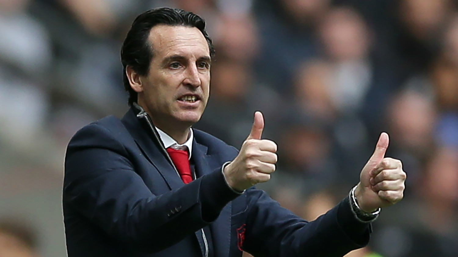 Everton, Unai Emery
