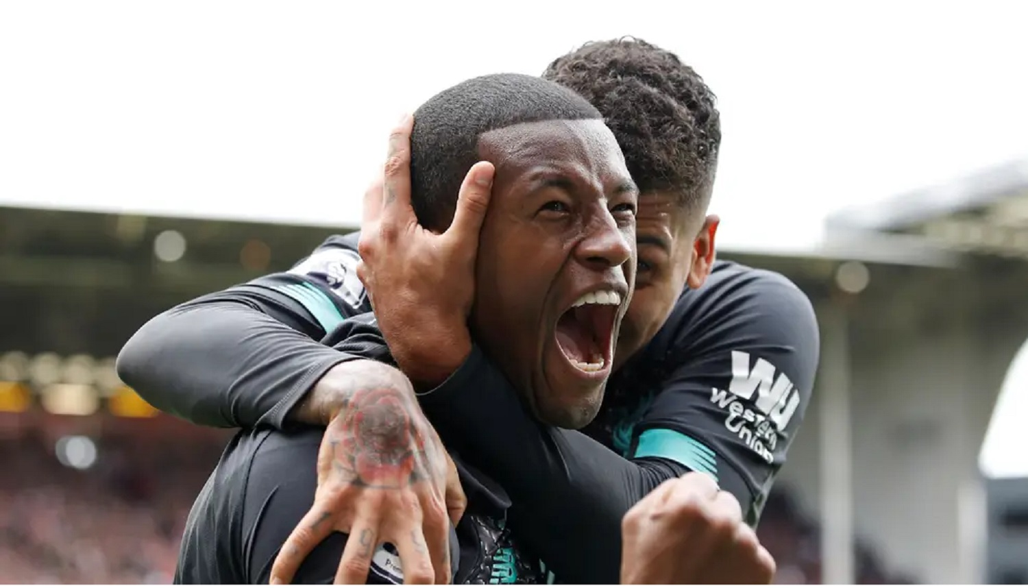 There was nothing concrete in Barcelona links ― Wijnaldum