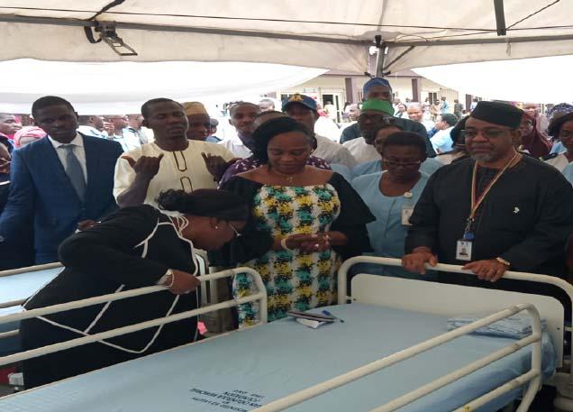 National Hospital, Abuja, celebrates 20 years