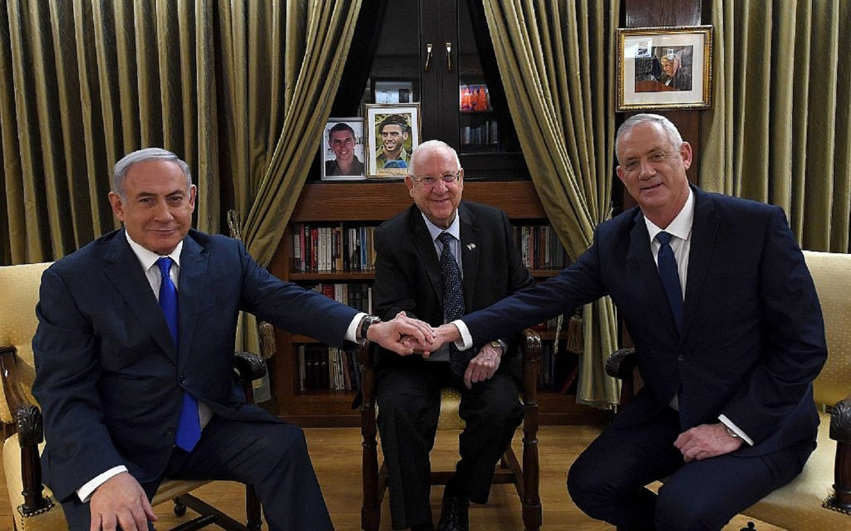 Gantz leads, but Netanyahu gains seat in final result of Israeli vote