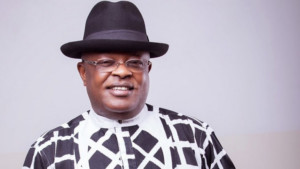 National Human Rights Commission Awards Umahi as Nigeria's best Governor