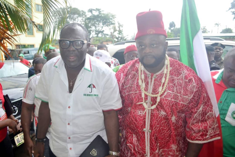 PDP, Amb Oligbo, Anambra 2021 , guber election
