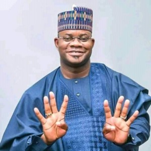 Kogi Governor, Yahaya Bello, speaks on tribunal victory