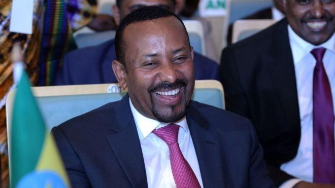 Ethiopia, Abiy Ahmed