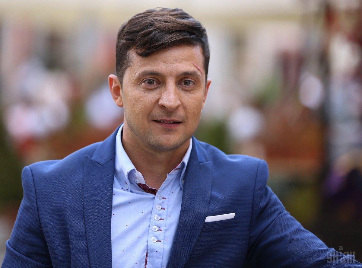 Ukraine's Zelensky denies Trump tried to 'blackmail' him