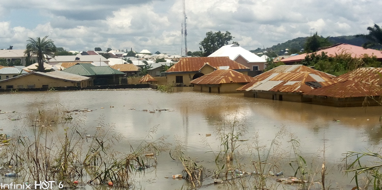 Flooding: 60 Communities Submerged in Nasarawa