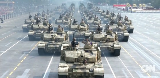 China overtakes Russia, now world's 2nd largest weapons producer