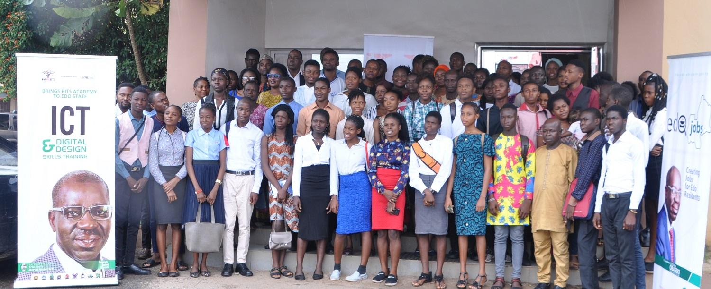 Obaseki's job creation drive: Edo govt, EdoBits Academy commence year-long IT training