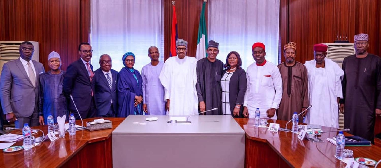 Buhari, economic