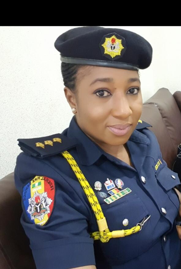 Fire, fighter, Nigeria, firefighter