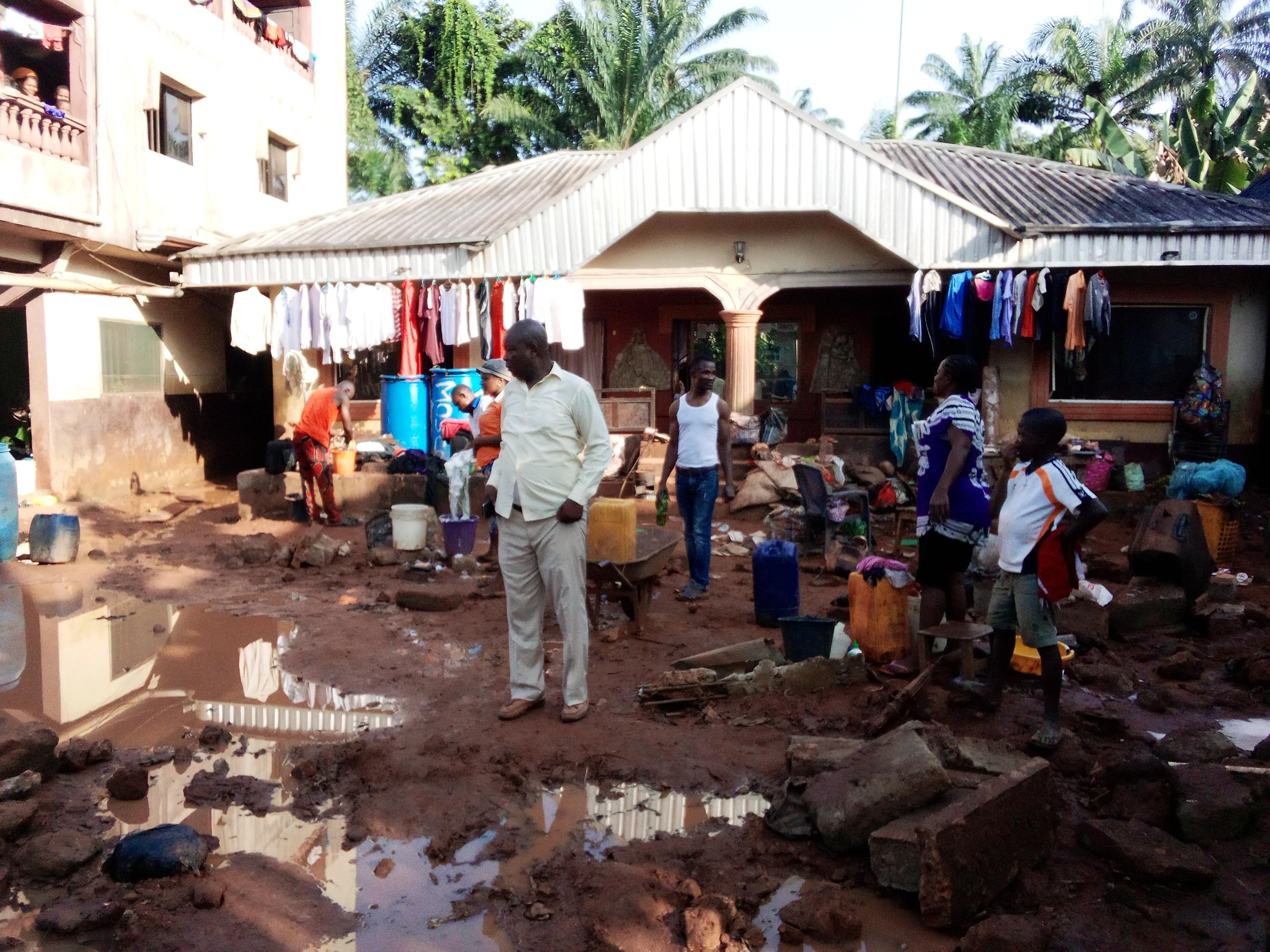 Flood, Nnewi