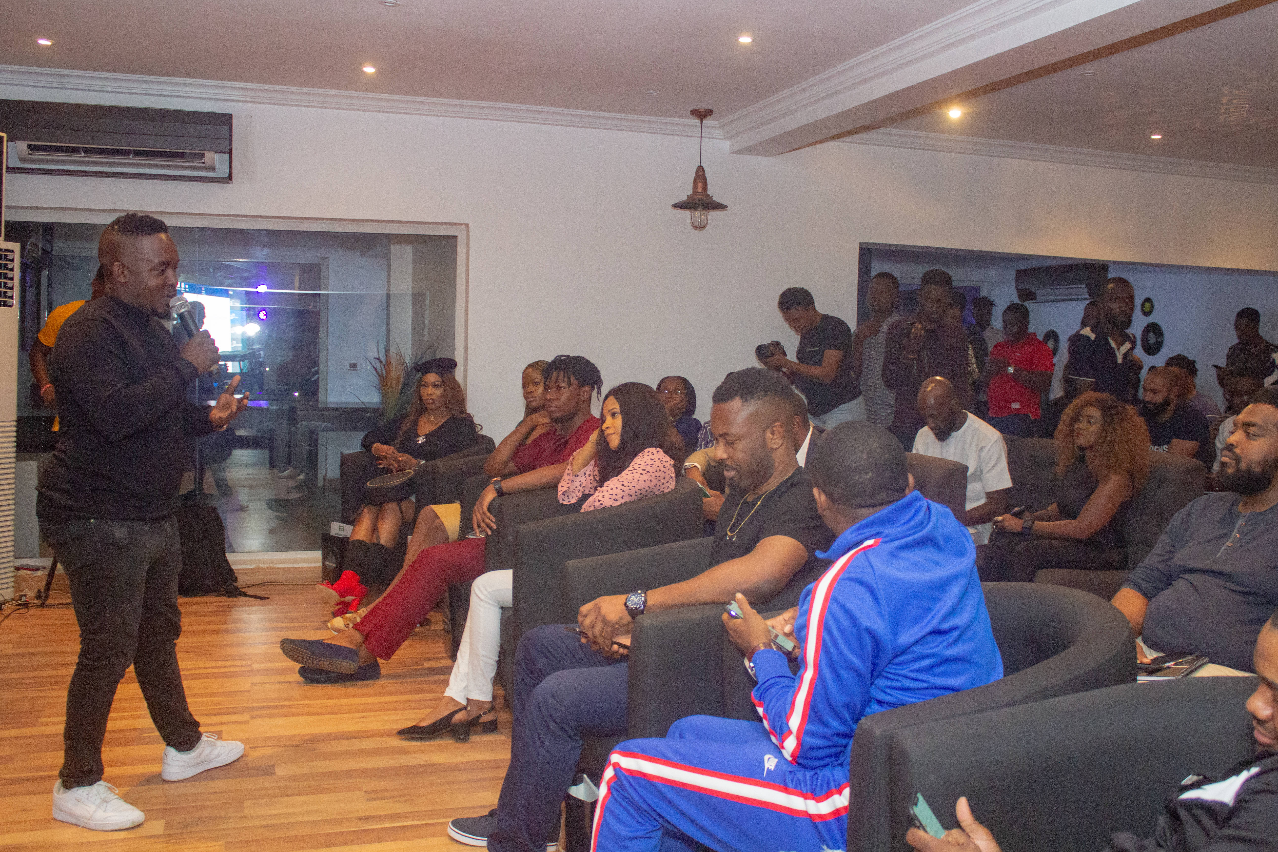 Celebrities grace CCX Lagos Round Table discussion on Good Governance