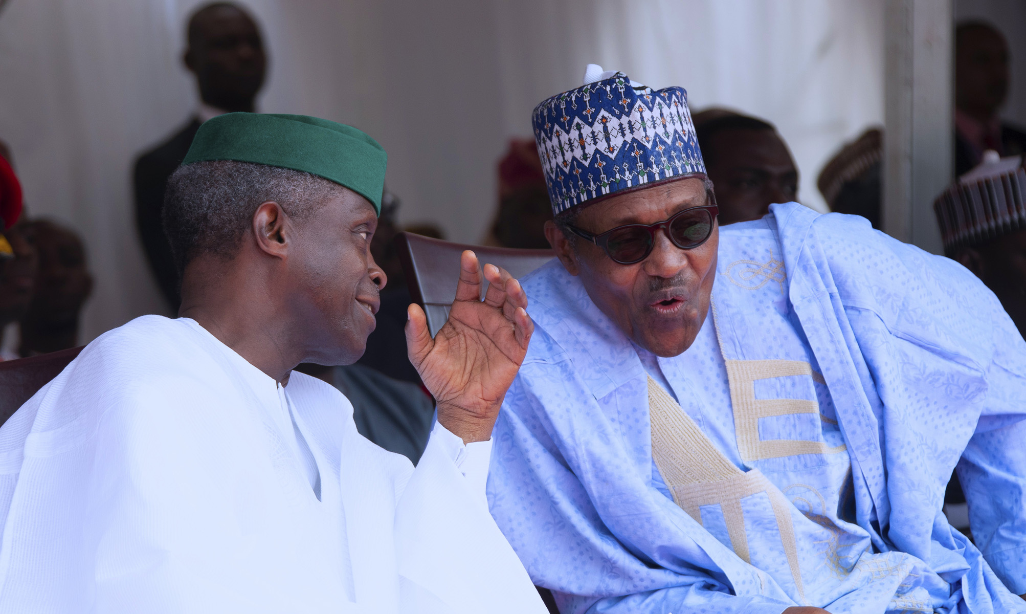 NDPHC: Buhari, Osinbajo's plan for 5m homes with solar system