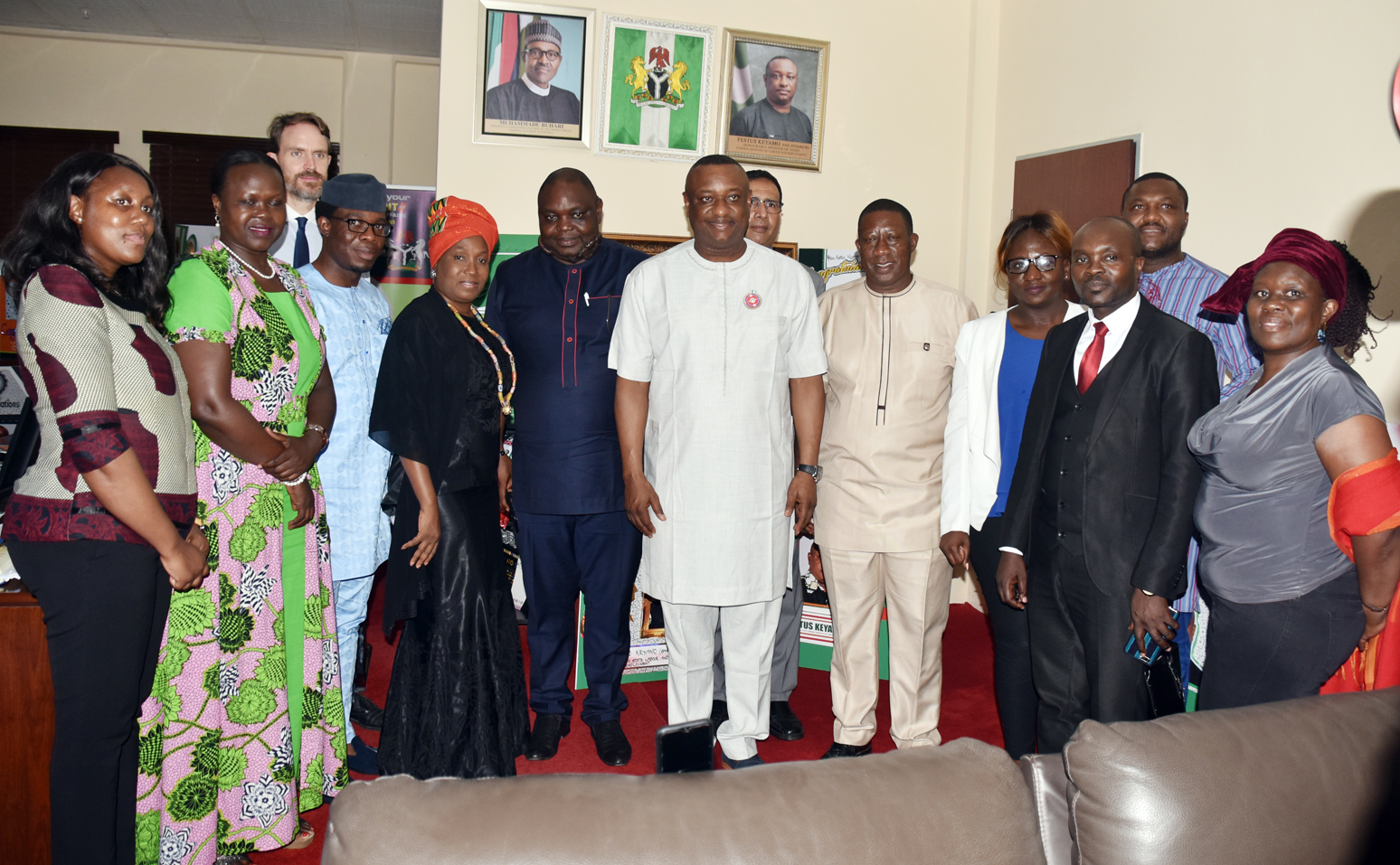 Nigeria committed to integration of African continent – Keyamo