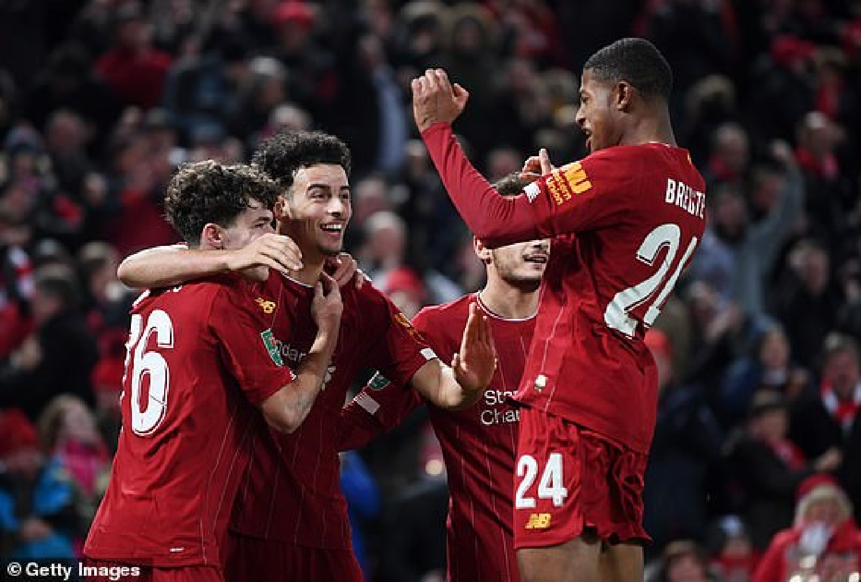 Liverpool, Arsenal, Carabao Cup