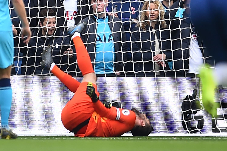 Jose Mourinho, Hugo Lloris, Tottenham Hotspur