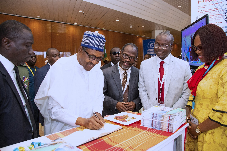 Economic Summit Photo From Abuja