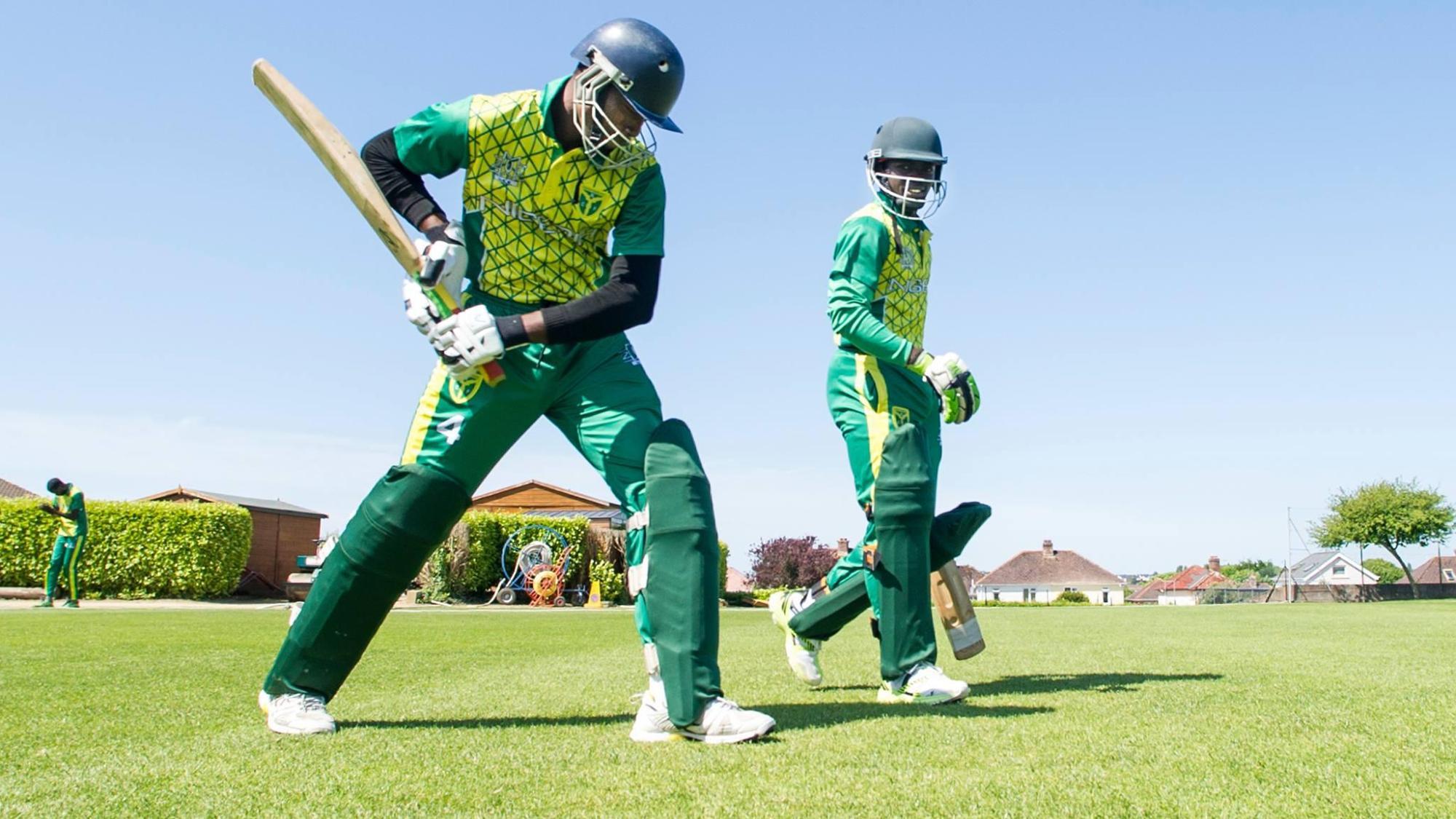 Cricket, Nigeria, Ireland
