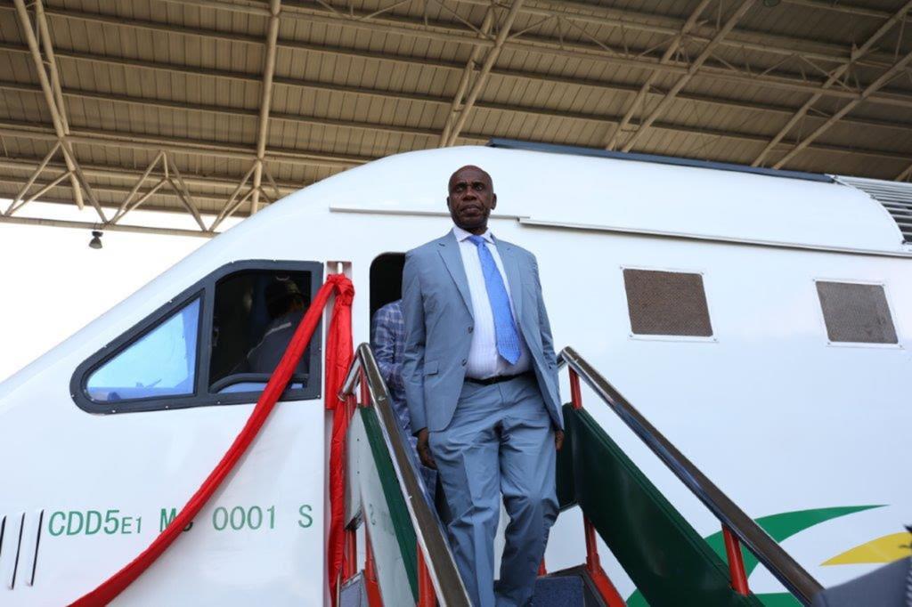 [ICYMI] Amaechi orders resumption of train service on Abuja-Kaduna corridor