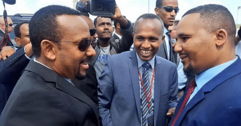 Jawar Mohammed, Abiy Ahmed, Ethiopia