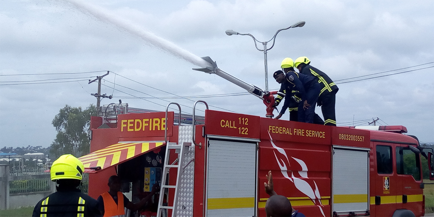Fire Service gets 10 Hectares for Katsina Training School