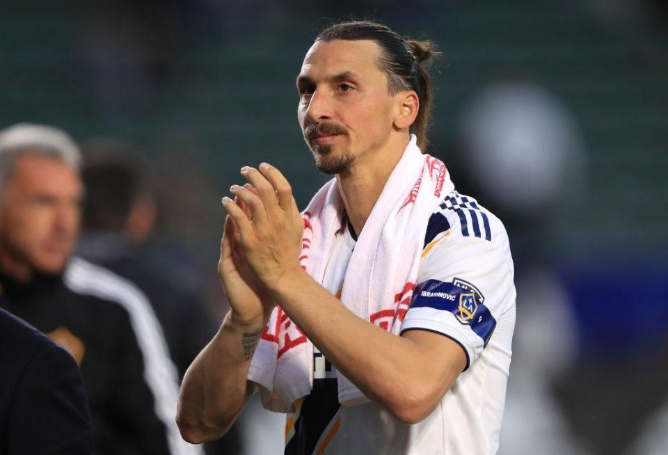 Ibrahimovic, LA Galaxy, MLS