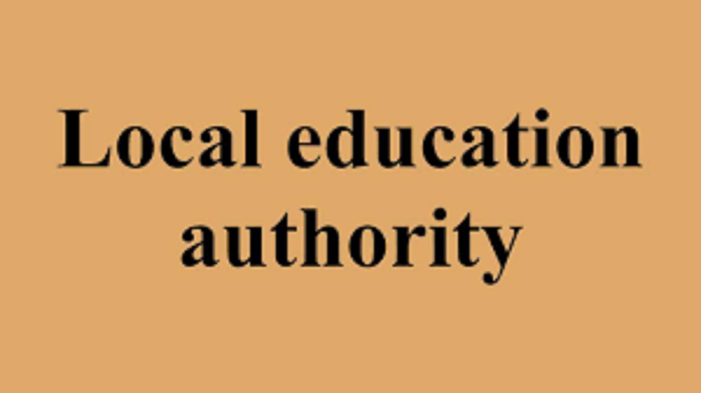 Local Education Authority
