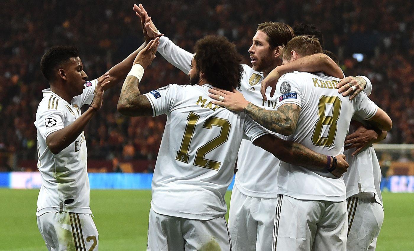 Real Madrid, Galatasaray