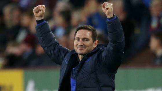 Lampard reveals frank exchange inspired Chelsea fightback