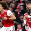 Gunners boss Arteta hails David Luiz influence at Arsenal