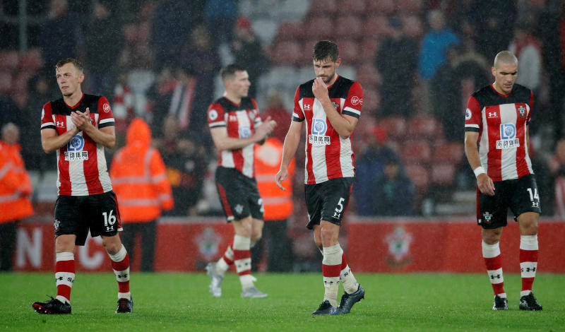 Southampton, Wages, Leicester, Saints