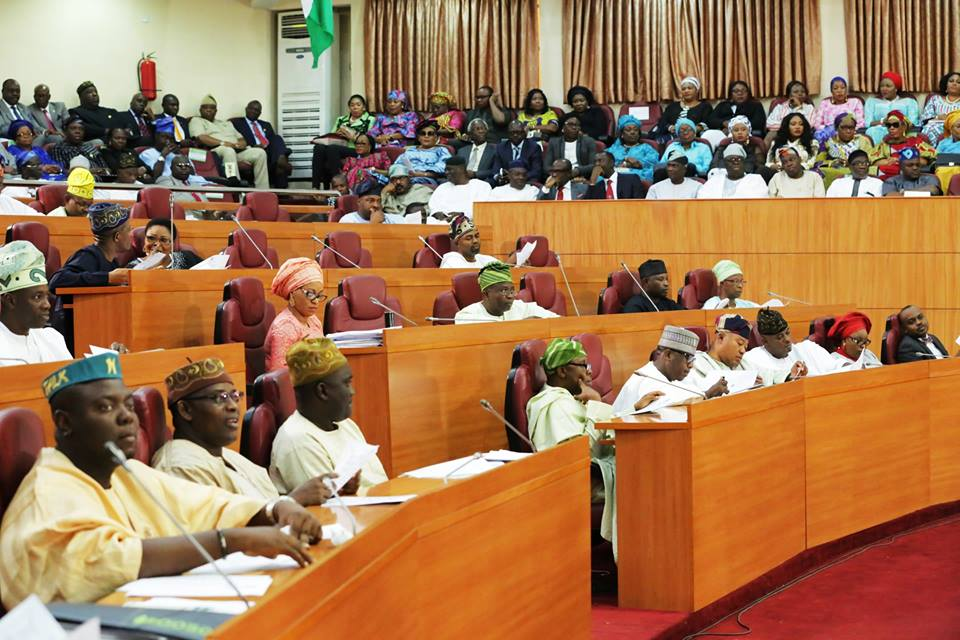 Lagos Assembly, Ambode, Buses