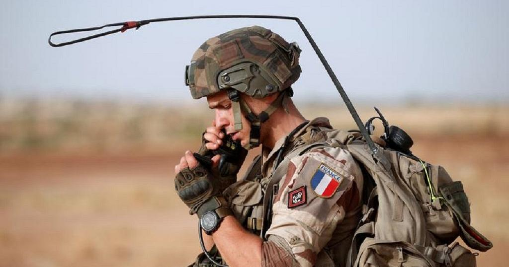 French soldiers, Mali