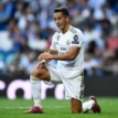 Lucas Vazquez fractures his toe after dropping a weight on it