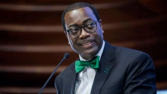 Engage Africa in a 'partnership of change', AfDB boss urges Uk
