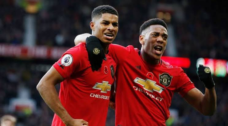 Man United, Brighton, Red devils