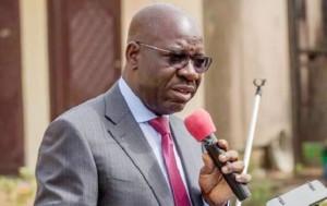 Edo 2020: Obaseki's Commissioner resigns, pledges support for Ize-Iyamu