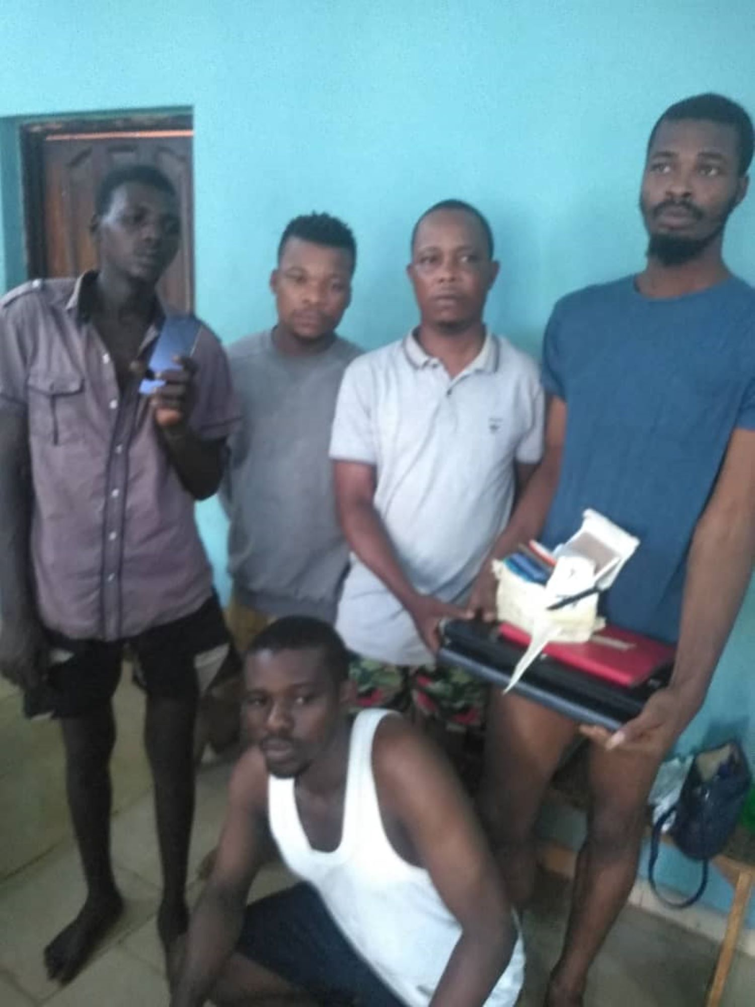 software engineer, kidnappers, armed robbers, Police
