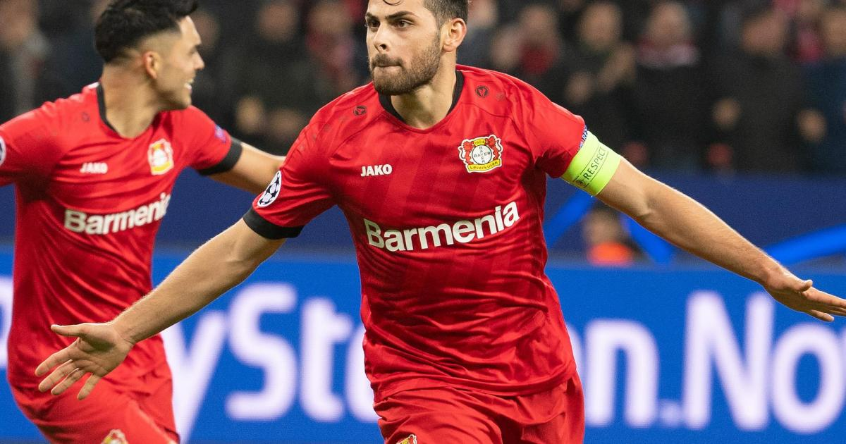 UCL, Bayer Leverkusen, Atletico Madrid, Volland