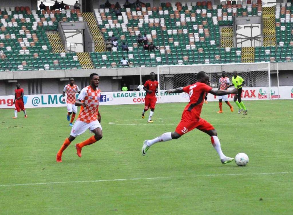 Makinwa, Katsina United, NPFL, Akwa United