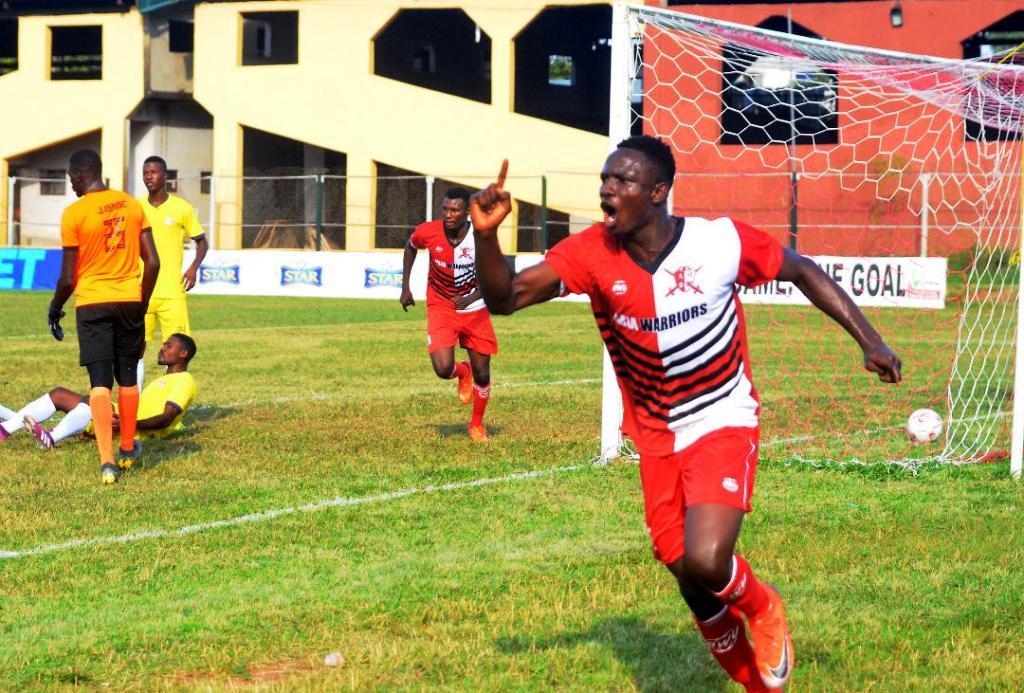 NPFL, Abia Warriors, MFM