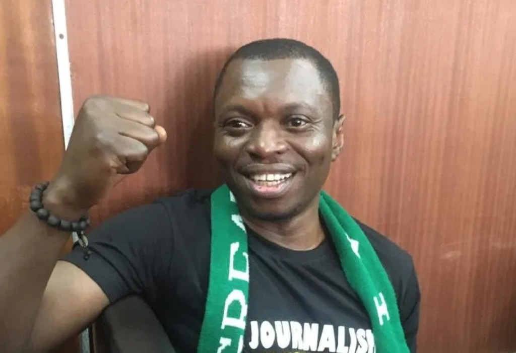 Labour writes AGF over incarceration of journalist Agba Jalingo