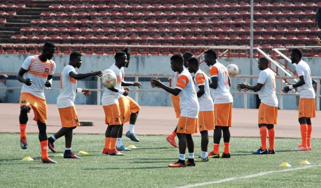 NPFL, Akwa Starlets, Rangers, Matchday 5